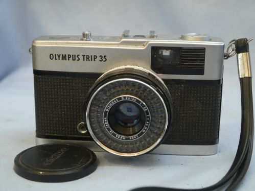 Vintage Film Camera Olympus Pen-EE 35mm half by ... |Olympus Vintage Camera